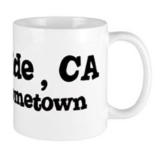 Woodside - hometown Mug