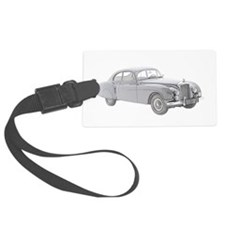 1954 Bentley Continental in color.png Luggage Tag