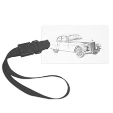 1954 Bentley Continental.png Luggage Tag