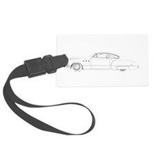 Buick Dynaflow1949.png Luggage Tag