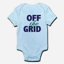 Off the Grid Infant Bodysuit