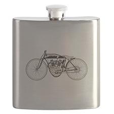 Indian Motorcycle Flask