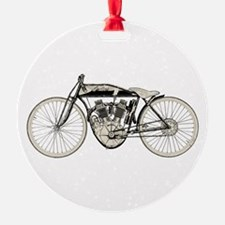 Indian Motorcycle Ornament