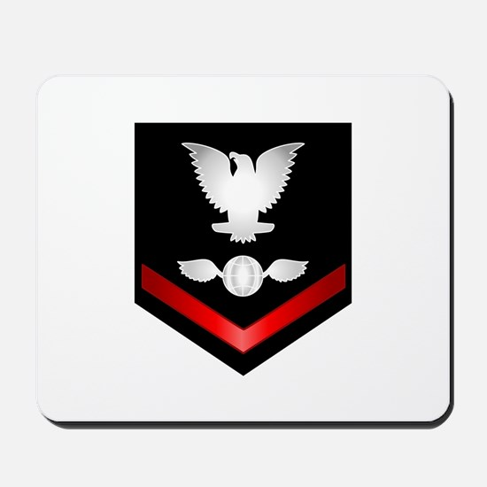 Navy PO3 Aviation Electrician's Mate Mousepad