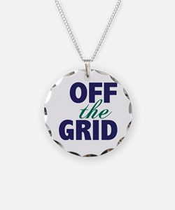 Off the Grid Necklace