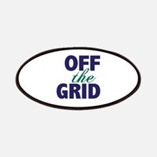 Off the Grid Patches