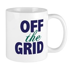 Off the Grid Mug