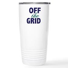 Off the Grid Travel Mug