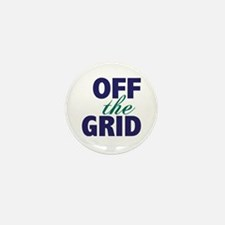 Off the Grid Mini Button (10 pack)