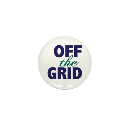 Off the Grid Mini Button (100 pack)