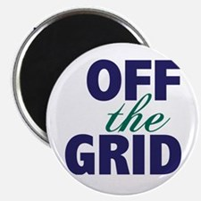 """Off the Grid 2.25"""" Magnet (100 pack)"""