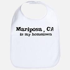 Mariposa - hometown Bib