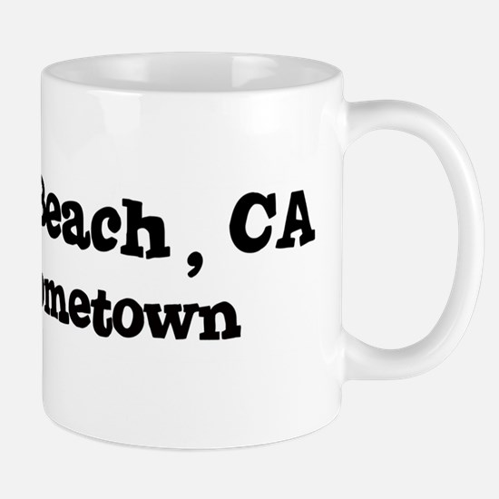 La Selva Beach - hometown Mug