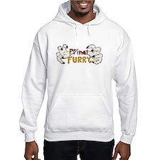 Primal Furry Jumper Hoody