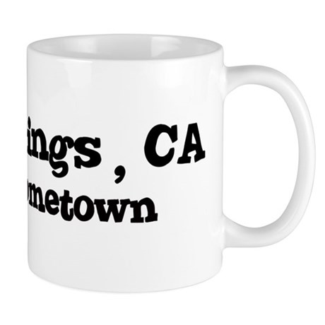 Palm Springs - hometown Mug
