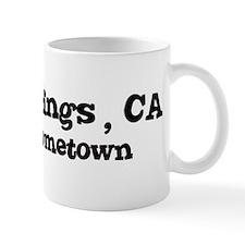 Palm Springs - hometown Mug