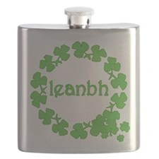 Leanbh Irish Word for Baby Flask
