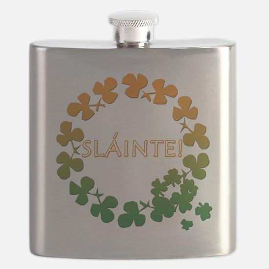 Slainte Irish Toast Flask