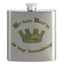 Brian Boru is My Homeboy Flask