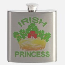 Cute Irish princess Flask
