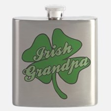 Irish Grandpa Flask