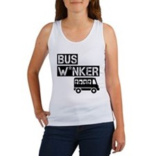 Bus W*nker Women's Tank Top
