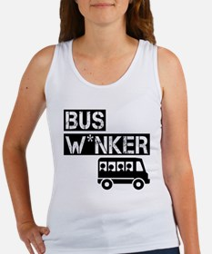Bus W*nker Women's Tank Top