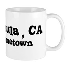Santa Paula - hometown Small Mug