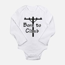 Born to climb Body Suit