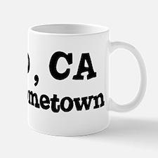 Rialto - hometown Mug