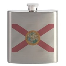 State Flag of Florida Flask