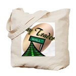 Day Trader Tote Bag