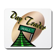 Day Trader Mousepad