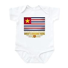 Wheats Louisiana Tigers Infant Bodysuit
