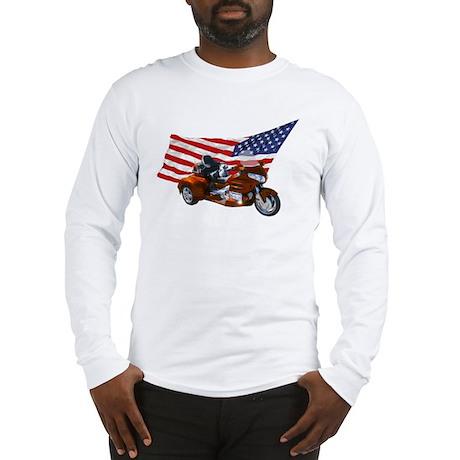 AA08 CP-T bronze circle Long Sleeve T-Shirt