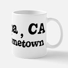 Yucaipa - hometown Mug