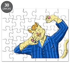 Cats Pajama Puzzle