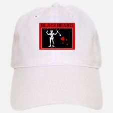 BlackBeard Pirate Baseball Baseball Cap