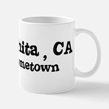 La Conchita - hometown Mug