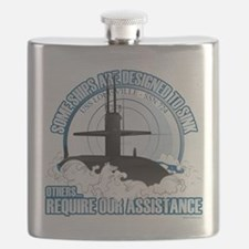 Designed to Sink Flask