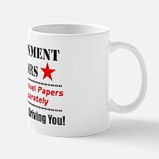 """Government Motors"" Mug"