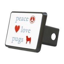 PeaceLovePugs.png Hitch Cover