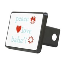PeaceLoveBahai.png Hitch Cover