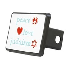 PeaceLoveJudaism.png Hitch Cover