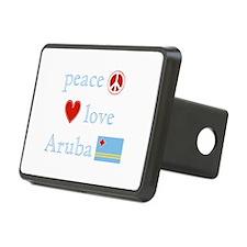 PeaceLoveAruba.png Hitch Cover