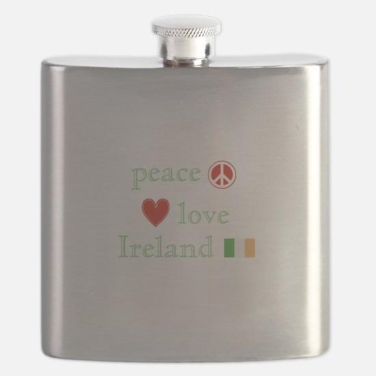 PeaceLoveIreland.png Flask