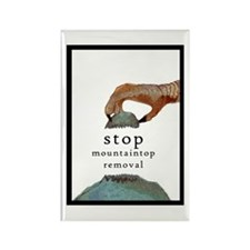stop mountaintop removal magnet