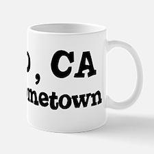 Termo - hometown Mug