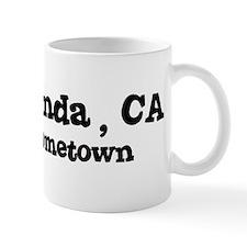 Yorba Linda - hometown Mug