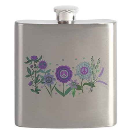 Growing Peace Flask